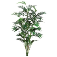 7 Foot Bamboo Palm x6 with 672 Leaves