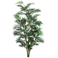 8 Foot Bamboo Palm x7 w/879 Leaves