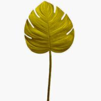 43 Inch Monstera Leaf