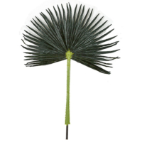 69 Inch UV Protected Fan Palm Branch