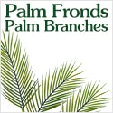 Artificial Palm Fronds from Amazing Palm Trees
